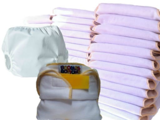 cloth diaper kit