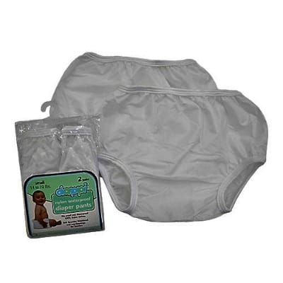 pull on nylon diaper covers
